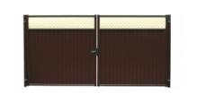 Продажа металлических заборов и ограждений Grand Line в Набережных Челнах Модульные ограждения