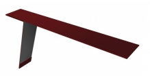 Продажа доборных элементов для кровли и забора в Набережных Челнах Доборные элементы фальц