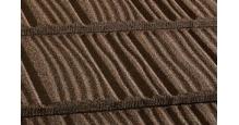Листы композитной черепицы в Набережных Челнах Лист Metrotile WoodShake
